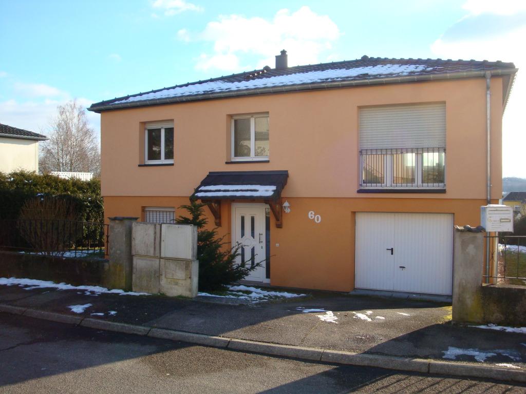 Location louer maison de 5 pi ces sarreguemines for Agence de location maison