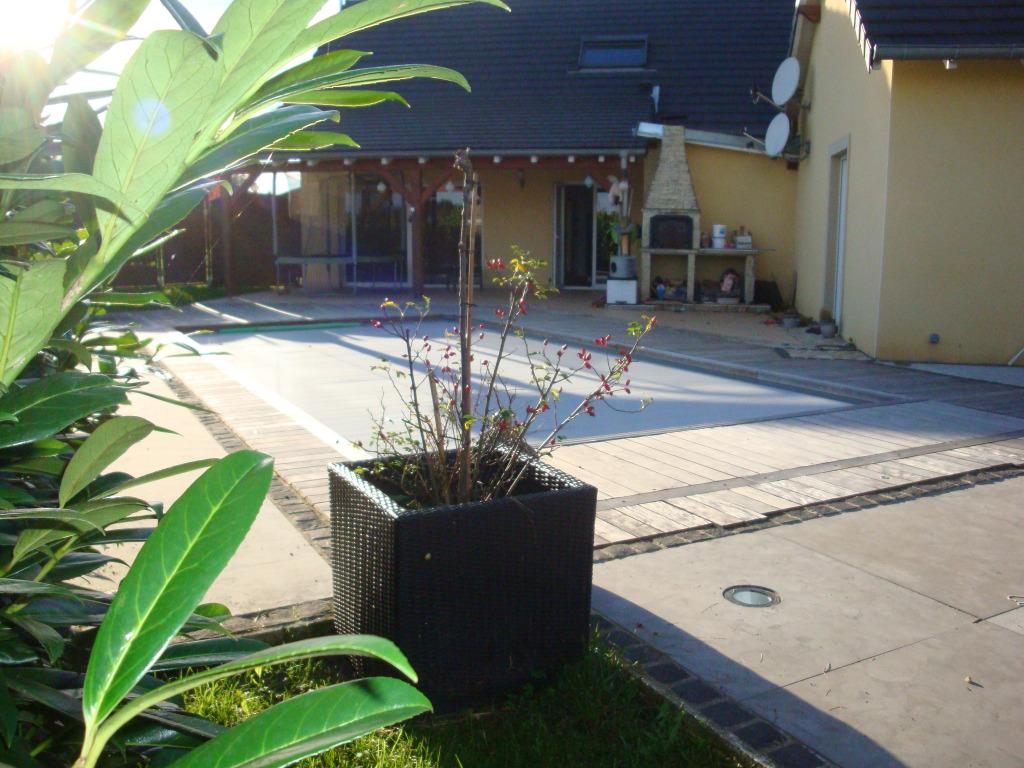 Location louer maison de 5 pi ces sarralbe 57430 for Agence de location maison