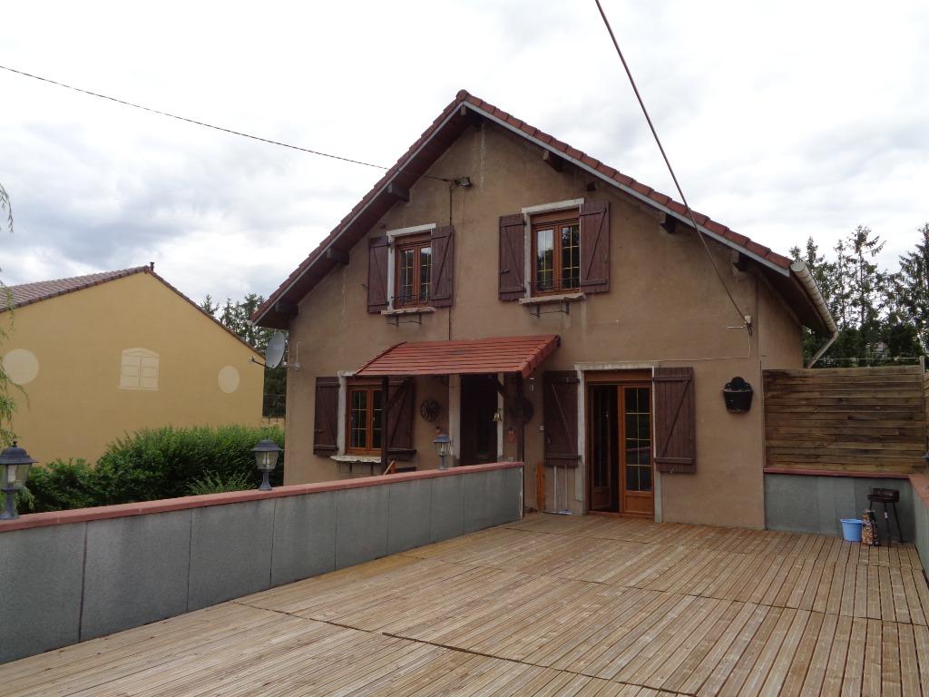 Location louer maison de 5 pi ces boulay moselle for Agence de location de maison