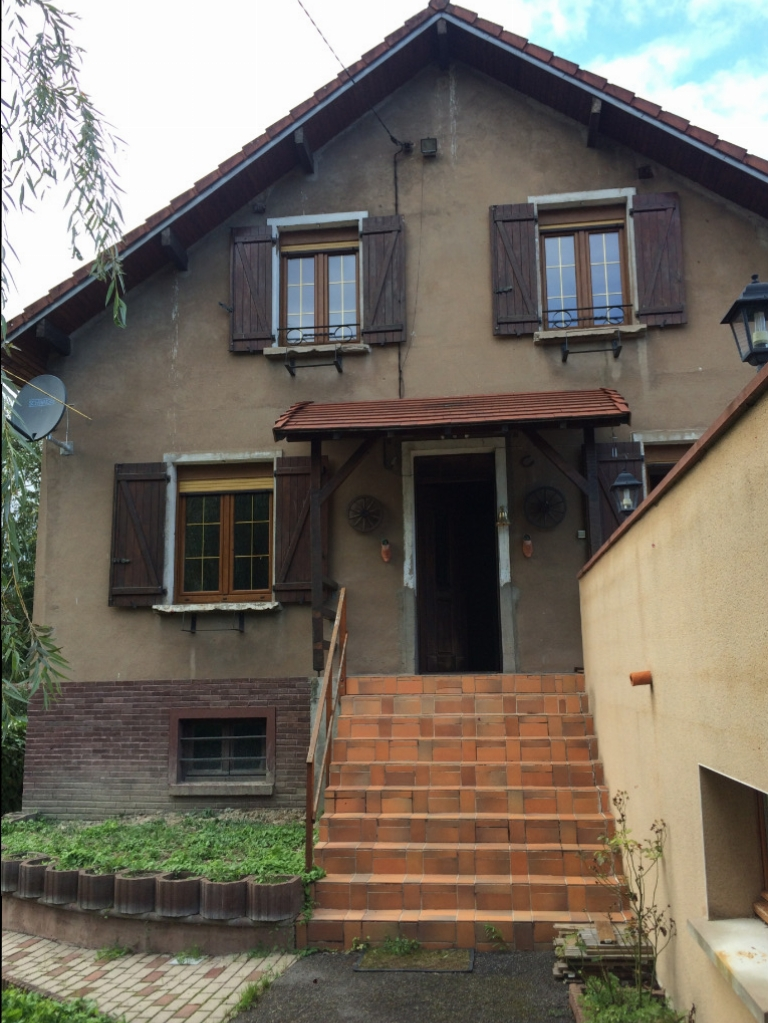 Location louer maison de 5 pi ces boulay moselle for Appartement boulay
